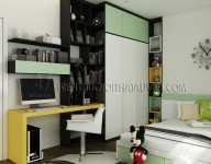 Thiết kế & thi công nội thất Căn hộ của Mr Trung – Star Tower Videc