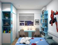 Thiết kế thi công căn hộ chung cư 209A, chung cư 283 Khương Trung
