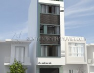 Thiết kế kiến trúc nhà Lô phố của Anh Thiêp – Thanh Xuân