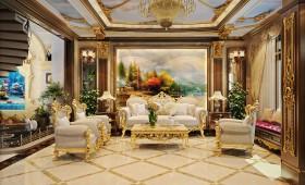 Thiết kế nội thất phòng khách theo phong thủy và cung mệnh