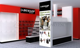 Thiết kế nội thất văn phòng, showroom