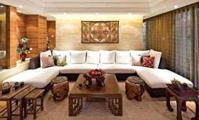 Thiết kế nội thất chung cư mang mang phong cách Á Đông