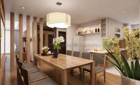 Thiết kế nội thất chung cư mang phong cách Hàn Quốc