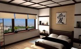 Nội thất nhà ở theo phong cách Nhật Bản