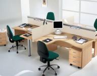 Những phương án thiết kế nội thất văn phòng tăng khả năng làm việc