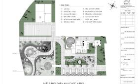 Thiết kế kiến trúc Family's Resort tại Quốc Oai – Hà Nội