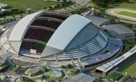 Sân vận động quốc gia Singapore: Đỉnh cao của nghệ thuật thiết kế
