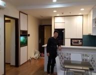 Thiết kế, thi công nội thất nhà anh Bình – Times city