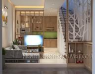 Thiết kế nội thất nhà Mr Hiểu – quận Hà Đông