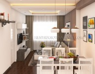 Thiết kế và thi công nội thất chung cư Star Tower