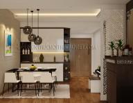 Thiết kế nội thất – và thi công nhà Ms Lan (Căn hộ 805 – Star Tower)