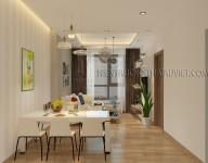 Thiết kế nội thất và thi công hoàn thiện căn hộ chung cư Star Tower