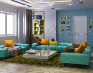 Thiết kế thi công lắp đặt nội thất Nhà Mr Hội – Ciputra
