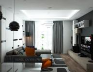 Thiết kế, thi công nội thất chung cư FLC Twin towers, 265 Cầu Giấy