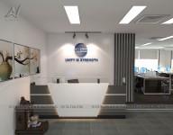 Hình ảnh nội thất văn phòng hoạt động về thiết bị y tế  T2, tòa Conmatce Tower
