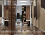 Thiết kế & thi công nội thất tòa M2, Chung cư Vincom Metropolis, Liễu Giai, Ba Đình, Hà Nội